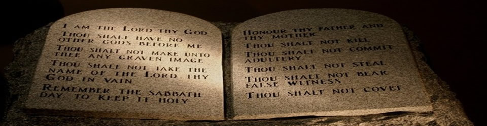 Ten Commandments